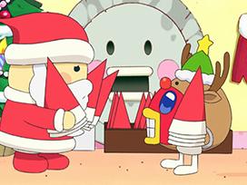 第60回 第119話「メリー!スペイシー!クリスマス」/第120話「ハッピーハッピー!イルミネーション」