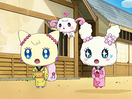 第63回 第125話「おしのび!おでかけ!ラブリン姫」/第126話「ドガガーン!とこふゆ島で雪玉合戦!」