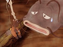 第51話 おばけの森のデンキウナギ