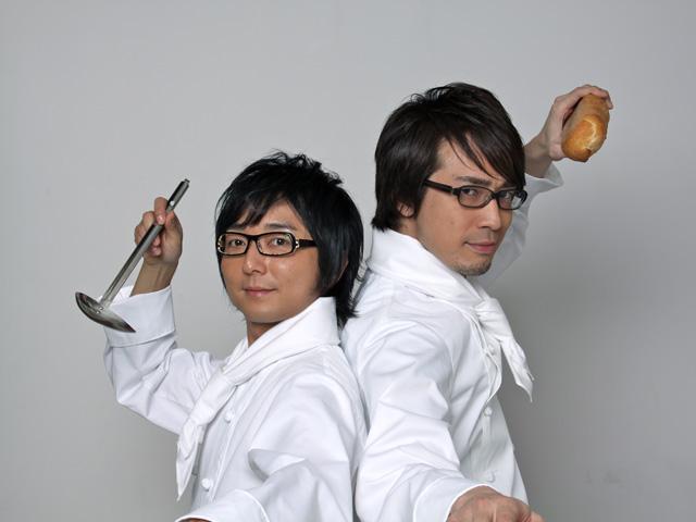ときめきレシピ フランス料理の巻~野島裕史&安元洋貴~