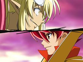 第3話 男と男の激突 月光龍VS太陽龍!