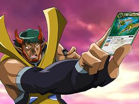 第15話 巨蟹武神キャンサードvs天蠍神騎スコル・スピア!