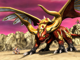 第45話 射手座のアポロドラゴン対太陽のアポロドラゴン