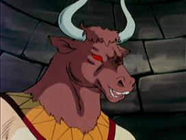 第24話 怪奇の半獣人 ミノタウロスの迷路宮殿