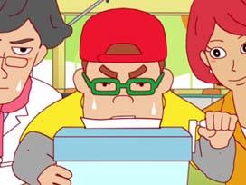 Episode 01 新キャスターの憂鬱!?