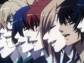 Op.9 We are ST☆RISH