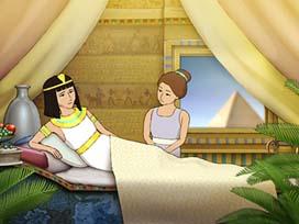 エジプト王妃の恋愛相談