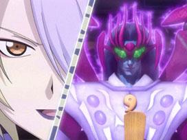 第17話 不死身、紫の罠!