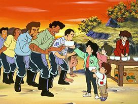第70話 島巡り磯鍋競争!瀬戸内少年料理団の挑戦