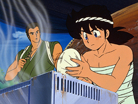 第88話 ヤキトリ太鼓合戦!タレの工夫で大勝利