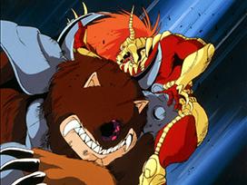 第12話 吠えろ!怒りのライガースラッシュ