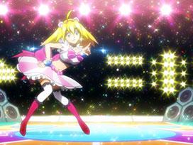 第3話 踊るヒロイン!! 超モフる~♪