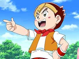 第45話 主役がチェンジっ!?切札勝太の息子、その名も切札ジョーっ!