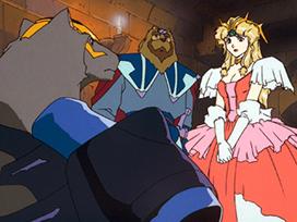 第13話 猛き反逆の獣戦士