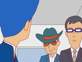 第4話 忍び寄る影!?