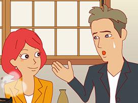 第7話 すき焼きとジョナサン!?