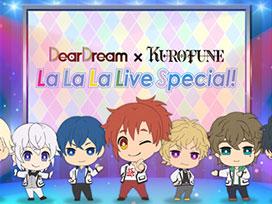 第12話 La La La Live Special!
