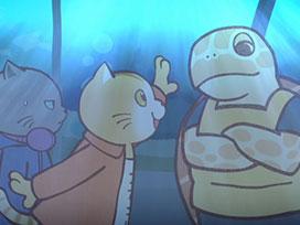 第7話 水族館の飼育員のお兄さん!