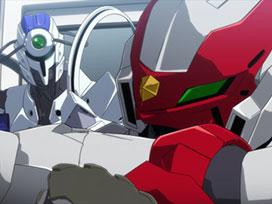 【10月新作追加アニメ】<br>アクティヴレイド -機動強襲室第八係- 2nd