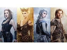 【新作映画追加!】<br>スノーホワイト-氷の王国-