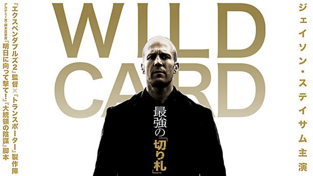 WILD CARD/ワイルドカード<br>【字幕・吹替】