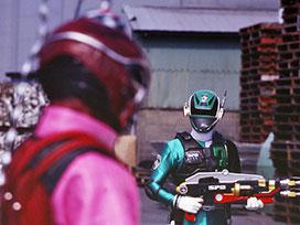 【8/17更新!】<br>特捜戦隊デカレンジャー Episode41.「トリック・ルーム」他4話
