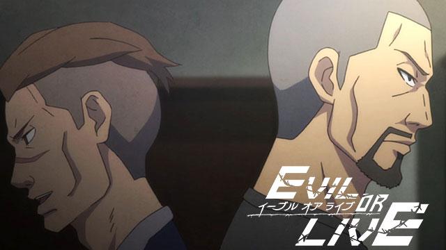 【10/18更新!】<br>EVIL OR LIVE 第2話