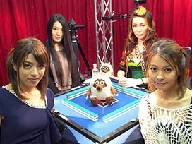 【10/18更新!】<br>第2期Lady's麻雀グランプリ 第二回戦 半荘戦