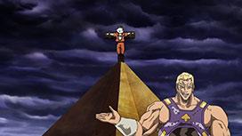 第5話「なにはなくともピラミッド」「こうかフコーカコーカな校歌」「イチゴ味5話」