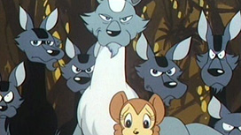 第23話 銀色の狼