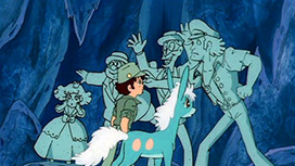 第23話 ディビーズグレイの伝説! ブリンクが化石になった!!