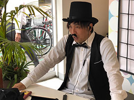 #437 くり男爵のソレ買い取り?。#31 詐欺師KEN蔵の話術でAT=1800枚!?