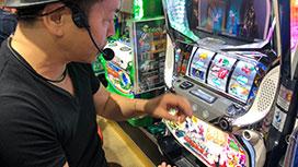 #460 射駒タケシのTHE パチスロ#22 トーク中にシークレットゲストが登場!?