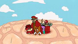 第14話 売れてるアニメがやってきた あの人気アニメとコラボしたぞ!