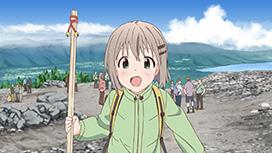 新九合目 初めまして、富士山