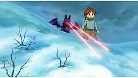 8話 「銀雪のガーゴイル」