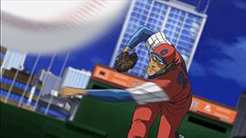 第15話  アグレッシブ・ベースボール