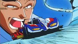 第33話 砂嵐の戦い!ルール無用の大神レース