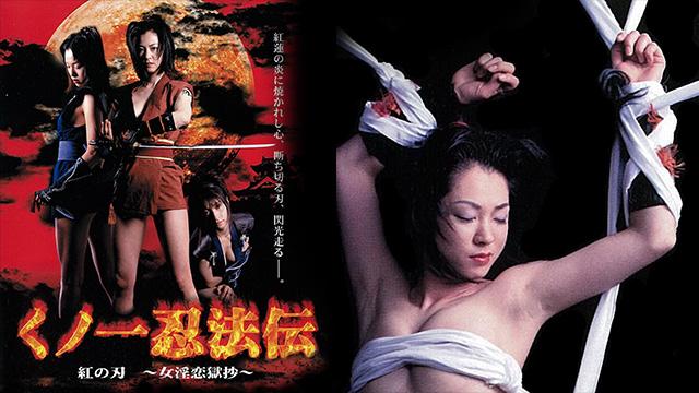くノ一忍法伝 紅の刃 ~女淫恋獄抄~