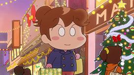 12話 ベア研のクリスマス/母、カンで生きる原始人/岩木くんとクリスマスケーキ
