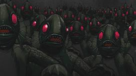 第12話 海底に蠢く赤い目