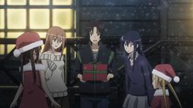 第11話 それは津田君の使用済みティッシュ/下着もつけたほうがいい?/サンタさんの性癖