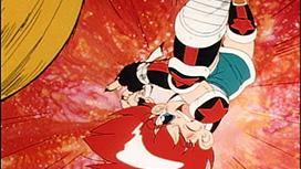 第33話 「炎の最終決着戦 弾平気力の両手投げ」