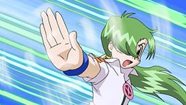 第21話「登場!風のバンカー・ウィンナー!」