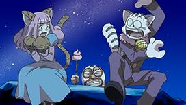 第31話「謎のネコ耳!カマンベール!!」