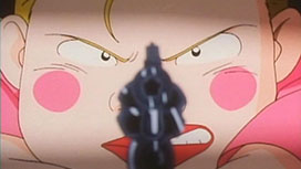 #35 強敵!バラの拳士マニの巻