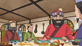 第10話 十王の晩餐/ダイエットは地獄みたいなもの