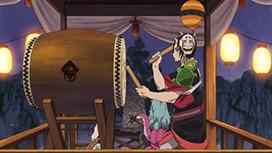 第13話 盂蘭盆地獄祭/雑談閻魔大王
