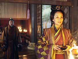 第8話「皇太后の野望」
