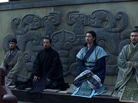 第30話「皇帝袁術」